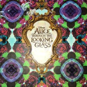 Alice through looking glass pallet